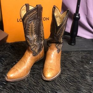 Tony lama men's western everyday boots